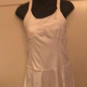 Nike Tennis dress white size 4-6